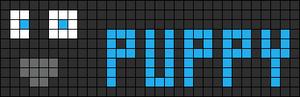 Alpha pattern #11691