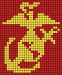 Alpha pattern #11702