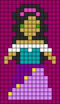 Alpha pattern #11720