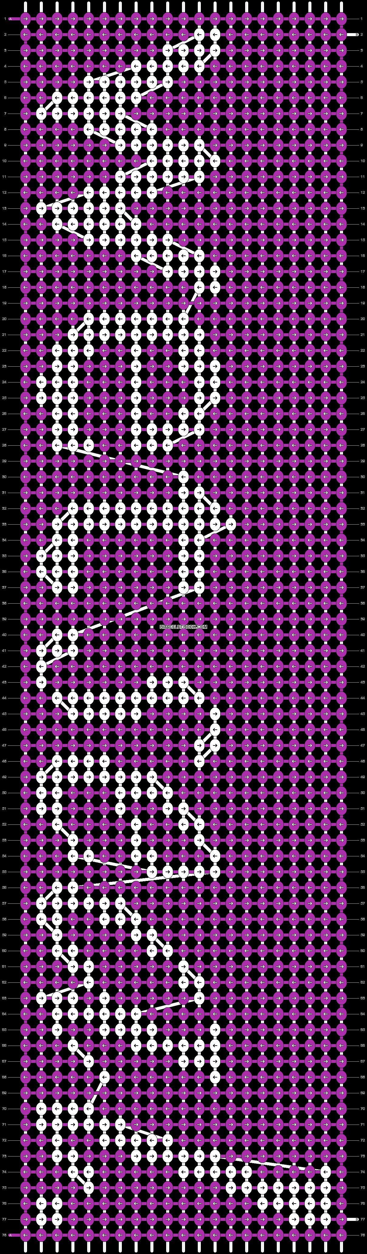 Alpha pattern #11723 pattern