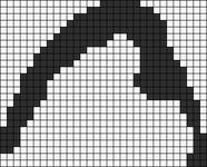 Alpha pattern #11725