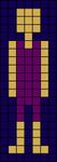 Alpha pattern #11726