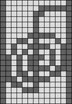 Alpha pattern #11728