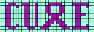 Alpha pattern #11732