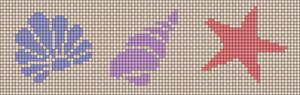 Alpha pattern #11736
