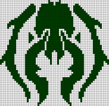 Alpha pattern #11737