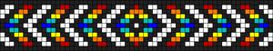 Alpha pattern #11744
