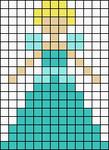 Alpha pattern #11747