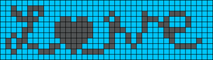 Alpha pattern #11748