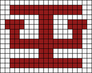 Alpha pattern #11751