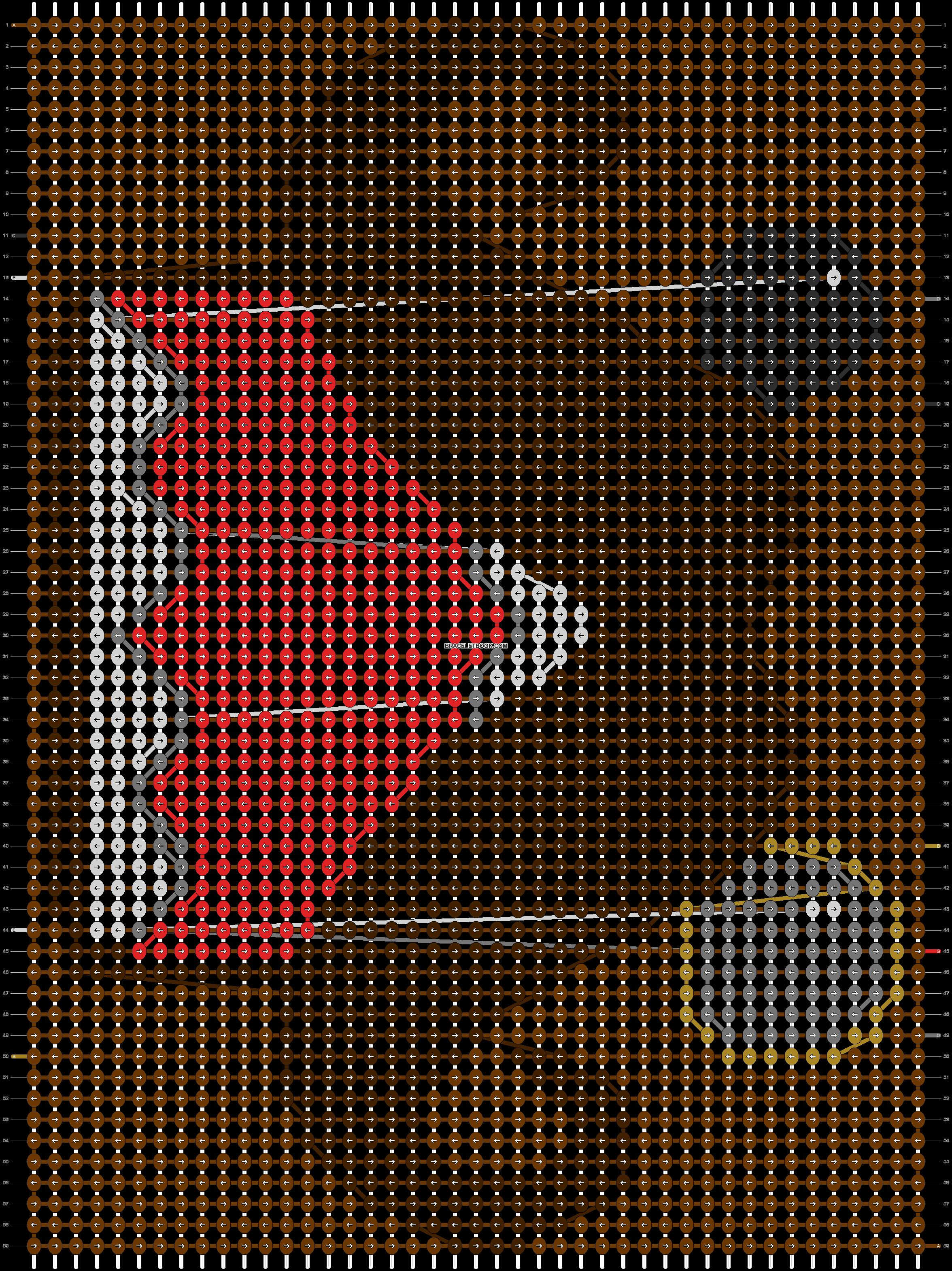 Alpha pattern #11759 pattern