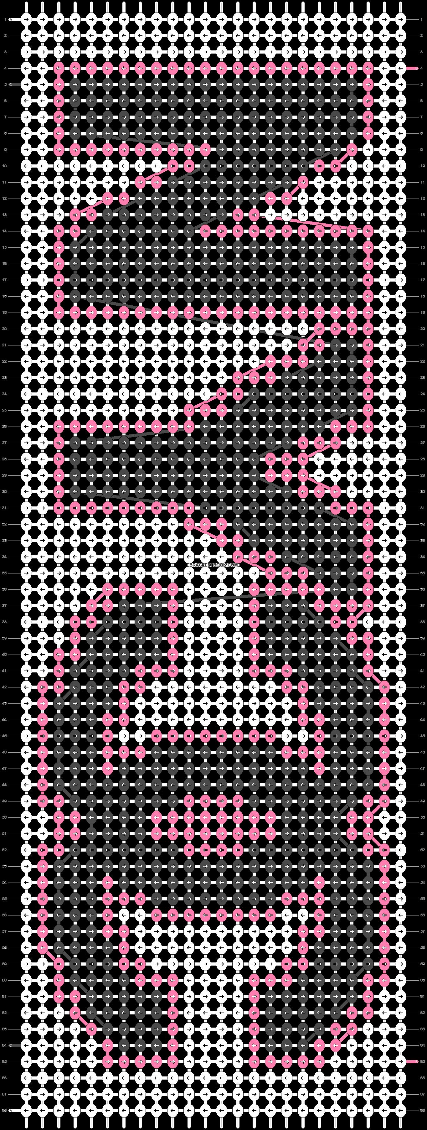 Alpha pattern #11770 pattern