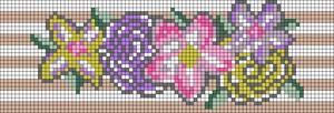 Alpha pattern #11775