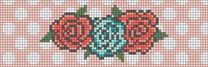 Alpha pattern #11776