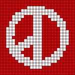 Alpha pattern #11778