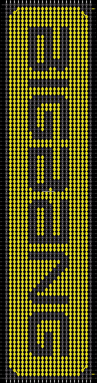 Alpha pattern #11779 pattern
