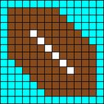 Alpha pattern #11784