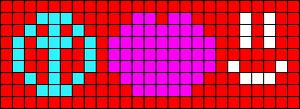Alpha pattern #11785