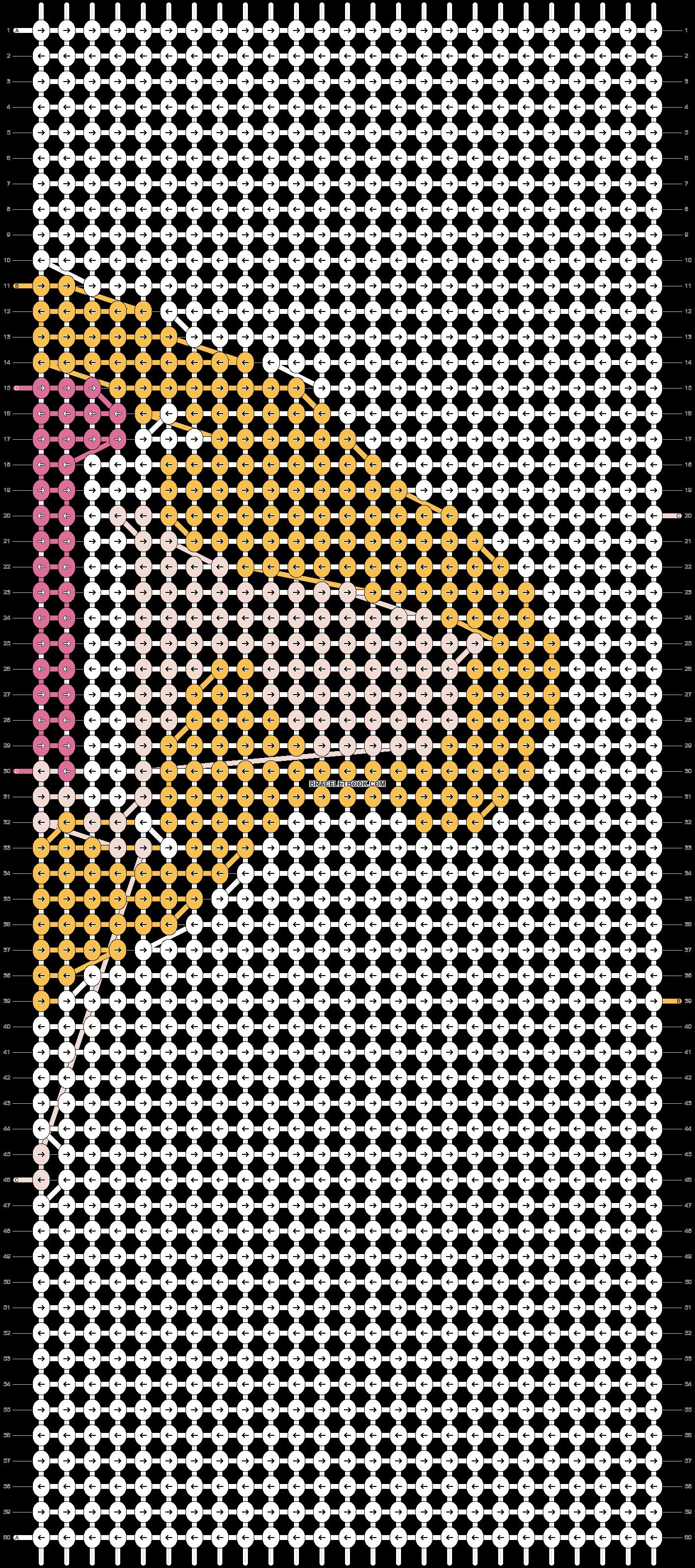 Alpha pattern #11791 pattern