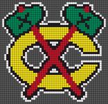 Alpha Friendship Bracelet Pattern #11793