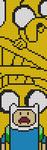 Alpha Friendship Bracelet Pattern #11801