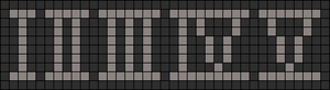 Alpha pattern #11803