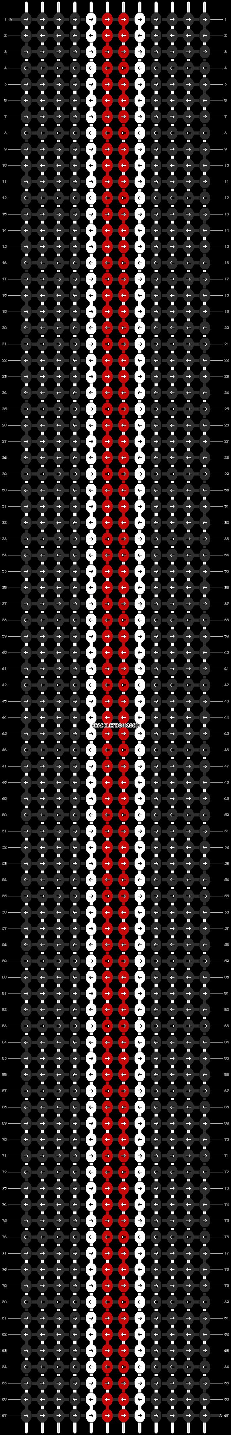 Alpha pattern #11817 pattern