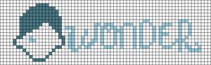 Alpha pattern #11818