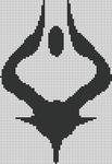 Alpha pattern #11828