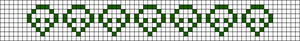 Alpha pattern #11833