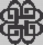 Alpha pattern #11834