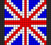 Alpha Friendship Bracelet Pattern #11837