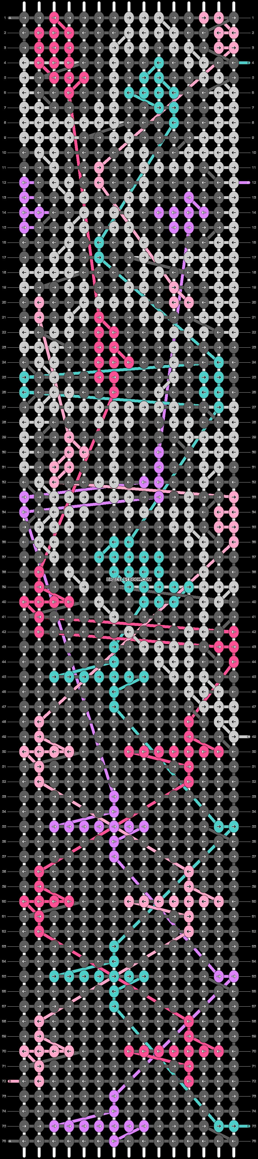 Alpha pattern #11839 pattern