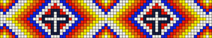 Alpha pattern #11843
