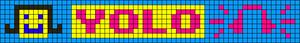 Alpha pattern #11846