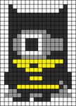 Alpha pattern #11858