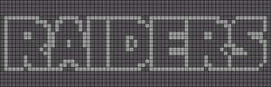 Alpha pattern #11863