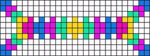 Alpha pattern #11866