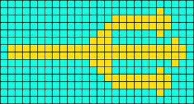 Alpha Friendship Bracelet Pattern #11871