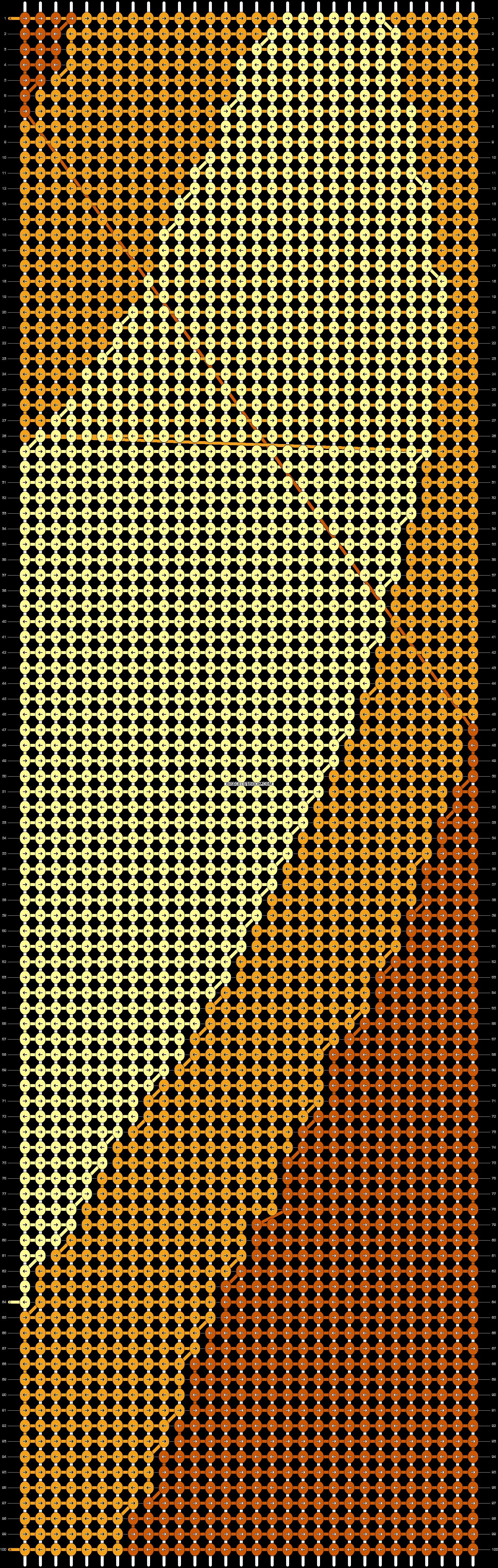 Alpha pattern #11873 pattern