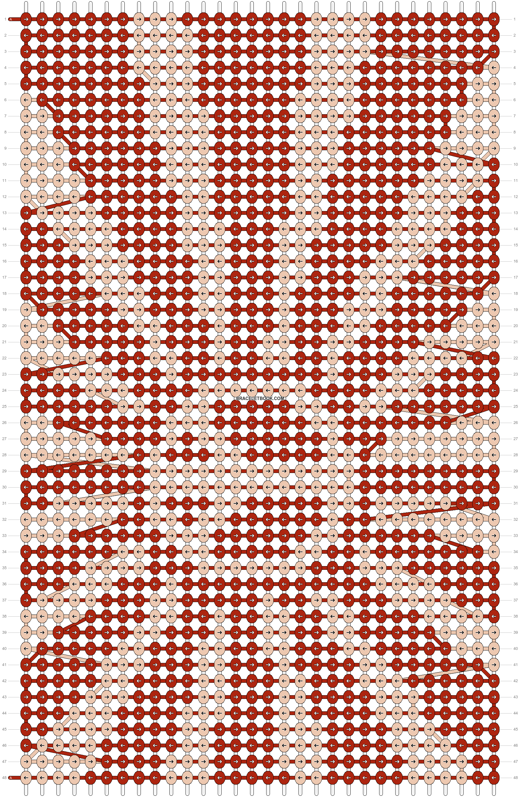 Alpha pattern #11877 pattern