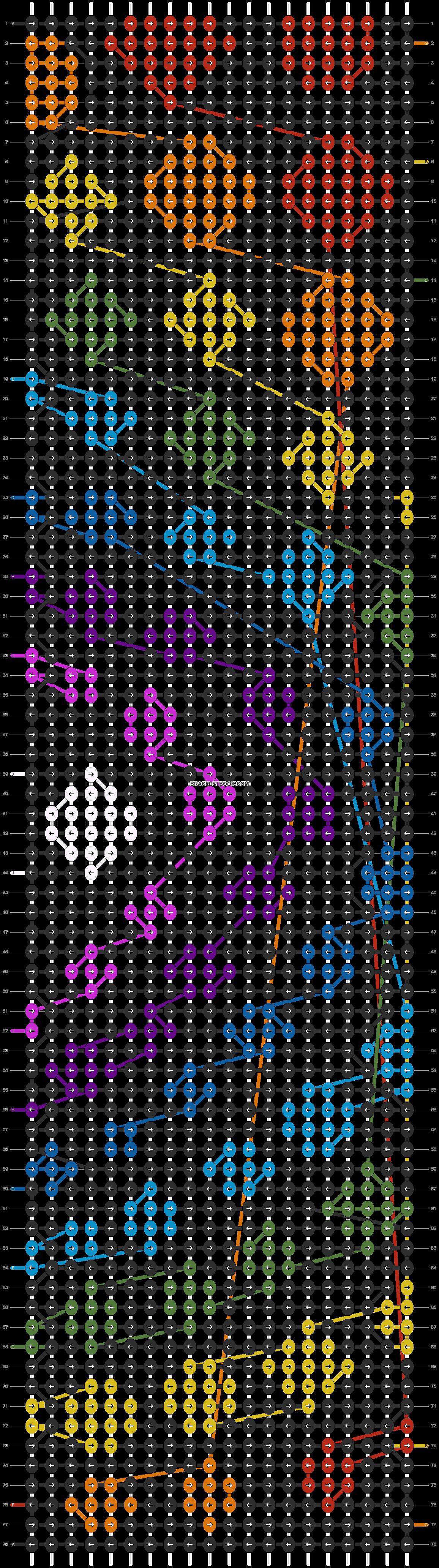 Alpha pattern #11880 pattern