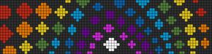 Alpha pattern #11880