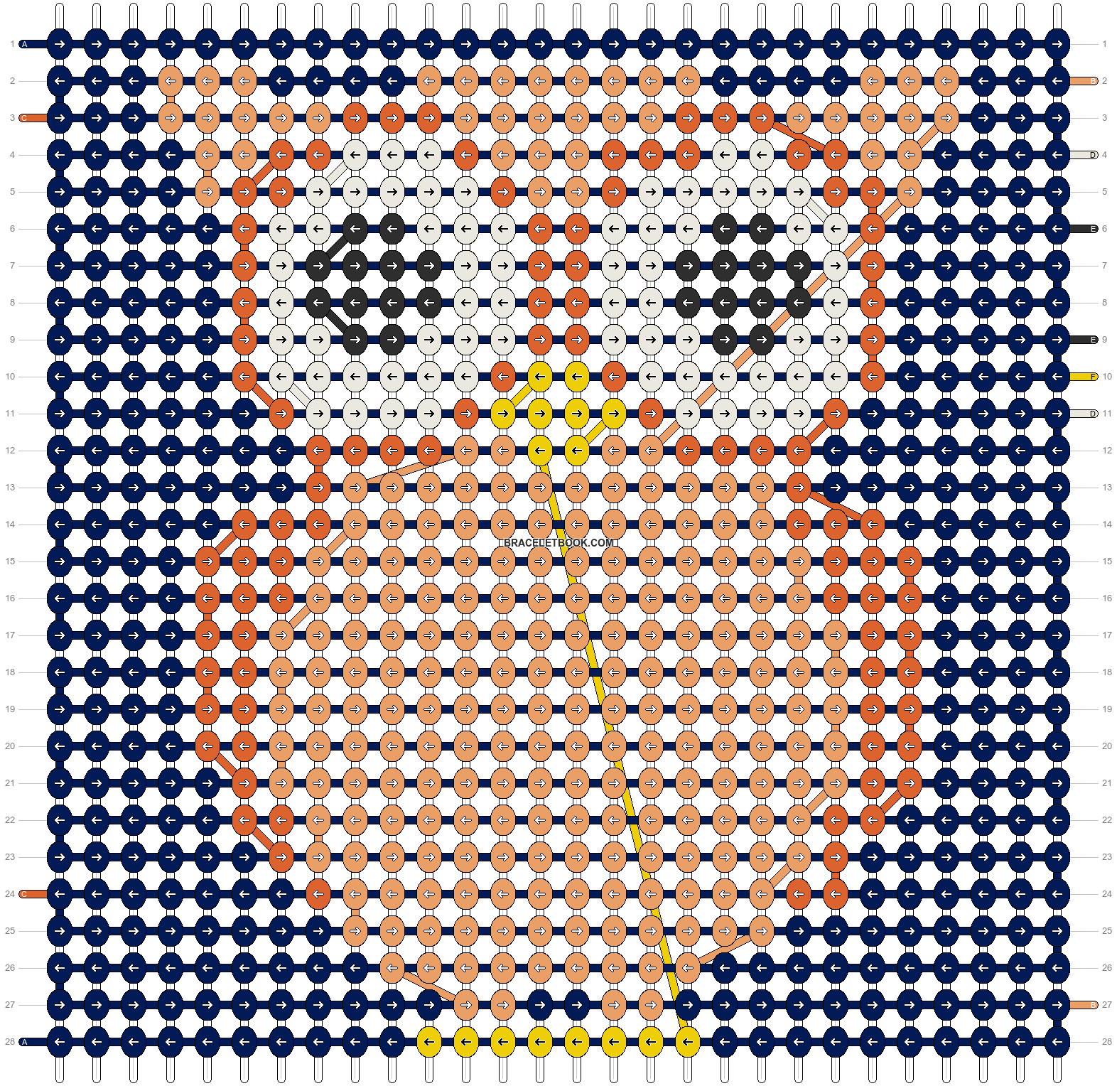 Alpha pattern #11881 pattern
