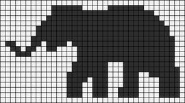 Alpha pattern #11890