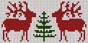 Alpha pattern #11895