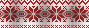 Alpha Friendship Bracelet Pattern #11896