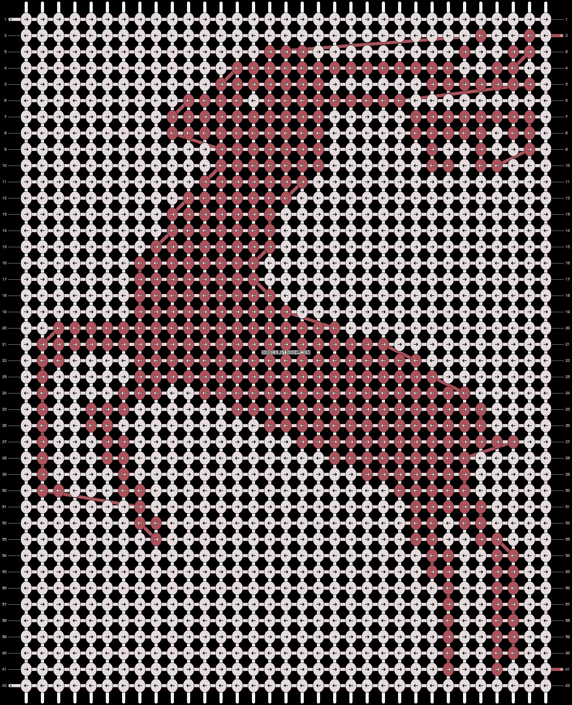 Alpha pattern #11899 pattern