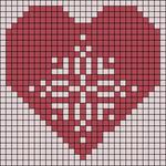 Alpha pattern #11900