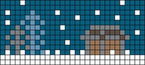 Alpha Friendship Bracelet Pattern #11901